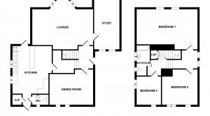 Floor Plan 13 Tudor Close