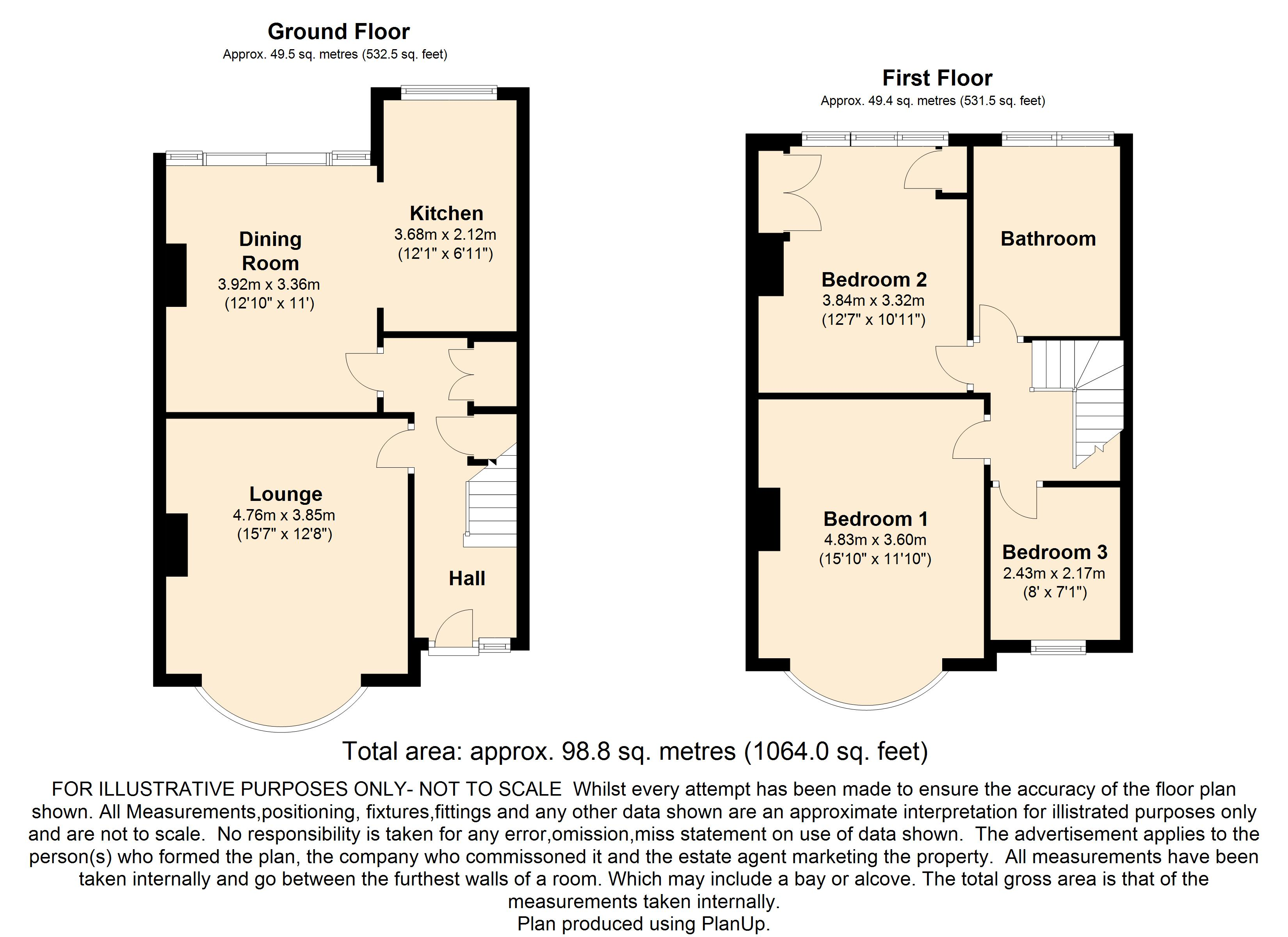 31_Priory_Ave,_Cheam FLOOR PLAN