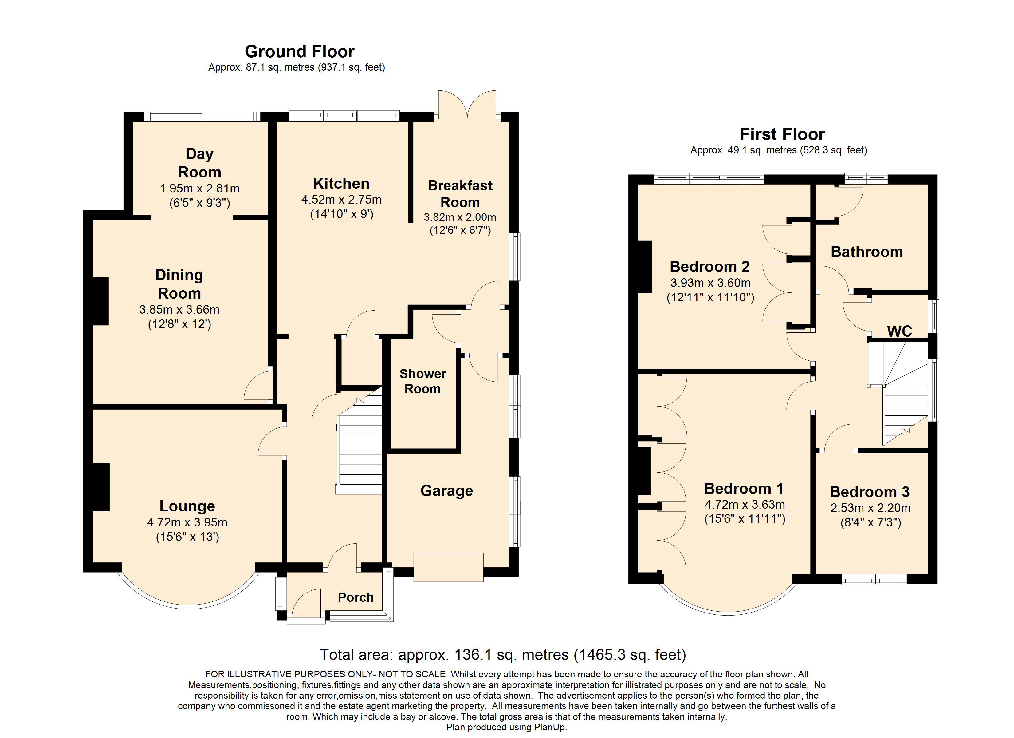 54_Priory_Ave,_Cheam floor plan