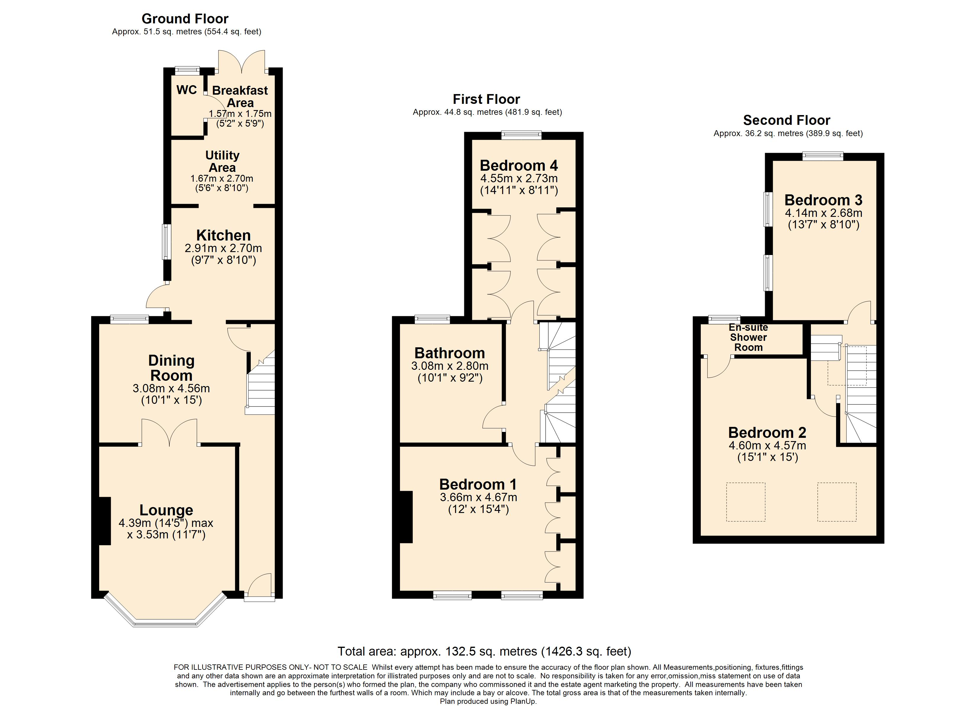 1_The_Retreat,_Worcester_Park  floor plan