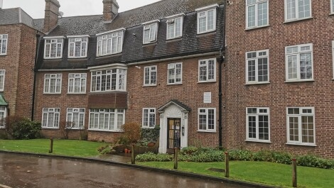 Tabor Court Cheam Village